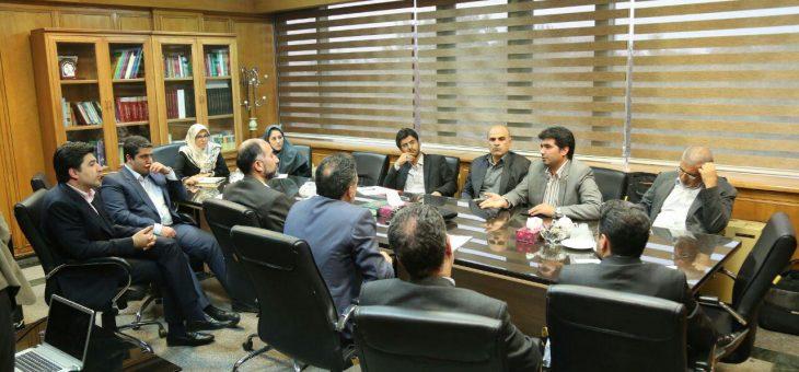دومین جلسه کمیته شفافیت و شهر هوشمند