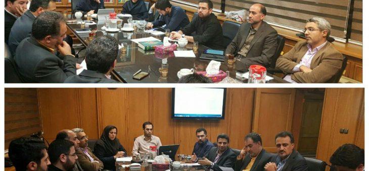 سومین جلسه کمیته شفافیت و شهر هوشمند