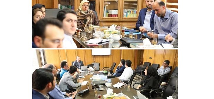 برنامه استراتژیک سازمان فاوا (گزارش جلسه)
