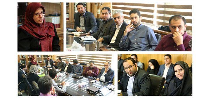 انتشار اطلاعات قراردادهای بالای ۲۲۰ میلیون تومان شهرداری تهران (گزارش جلسه)