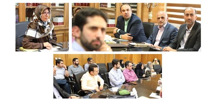 انتشار عمومی اطلاعات مدیران ارشد شهرداری تهران (گزارش جلسه)
