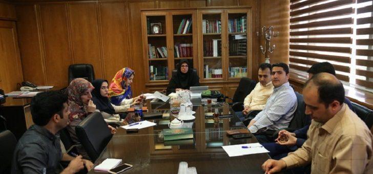 پیشنویس طرح مدیریت تعارض منافع در شهرداری تهران (گزارش جلسه)