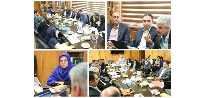 بررسی پیشنویس دو طرح در کمیته شفافیت (گزارش جلسه)