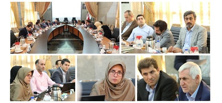 بازبینی فرایند تولید محتوای فرهنگی در سازمان زیباسازی (گزارش جلسه)