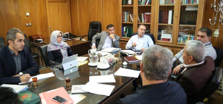تشکیل کمیته شفافیت و شهر هوشمند
