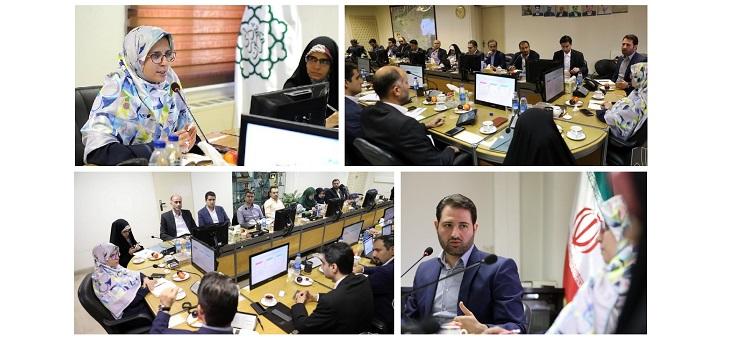 بازدید از سازمان فناوری اطلاعات و ارتباطات (گزارش جلسه)
